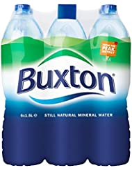 Buxton Still Natural Mineral Water 6x1.5L