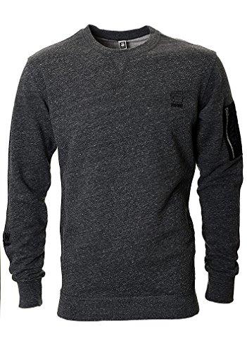 G-Star - Hecker, Maglione da uomo, nero (black), XL