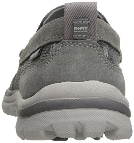 Skechers SuperiorMilford Herren Sneakers Charcoal