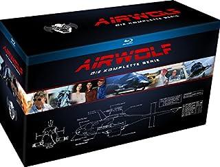 Airwolf - Die komplette Serie [Blu-ray] (B00TASMCGS) | Amazon Products