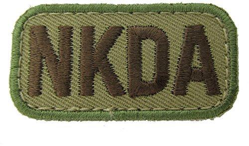NKDA Morale Patch (Multicam (OCP)) by MilSpec Monkey