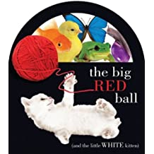 The Big Red Ball (Color Theater Book Series) (Theater (Board)) by Christopher Franceschelli (2011-07-01)