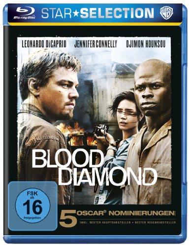 Blu-ray Diamond (Blood Diamond [Blu-ray])