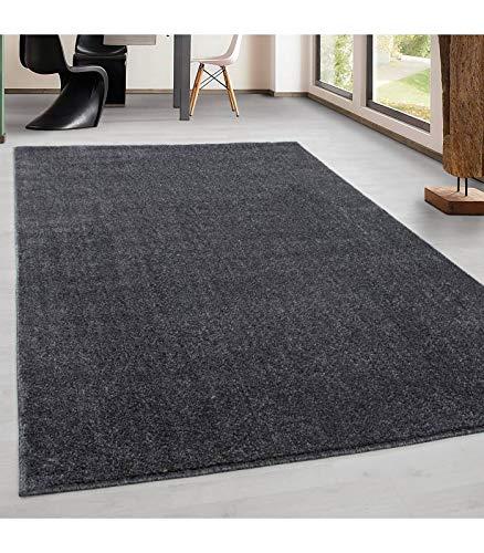 Teppich Kurzflor Modern Wohnzimm...