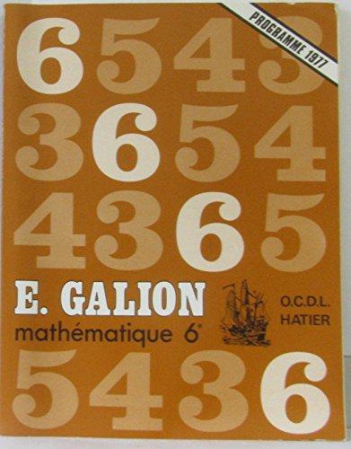 mathematique-sixieme-programme-1977
