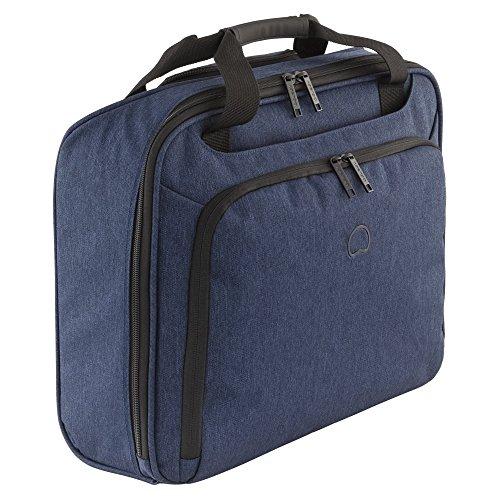 Delsey Trolley para portátiles, azul marino (Azul) - 00 3942449 02