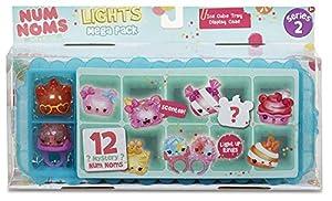 MGA Entertainment Num Noms Lights Mega Pack - Style 2 Cocina y Comida Estuche de Juego - Juegos de rol (Cocina y Comida, Estuche de Juego, 3 año(s), Niño, Niño/niña