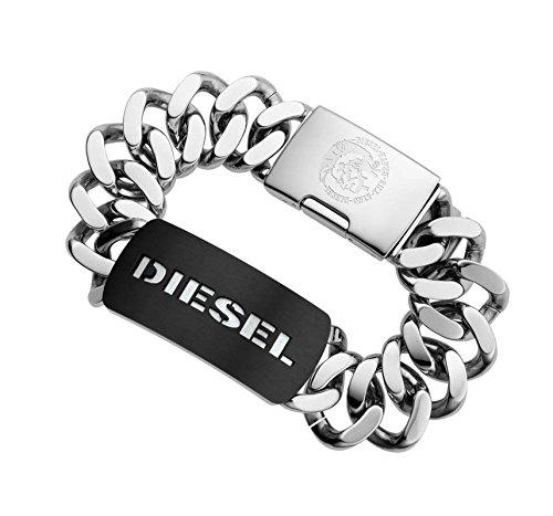 Diesel DX0019 Herren Armband DX 0019 Edelstahl