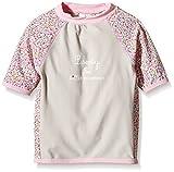 T-Shirt Maillot Anti-UV – Enfant – Fille – Liberty – Little Scherrer pour JEAN LOUIS SCHERRER