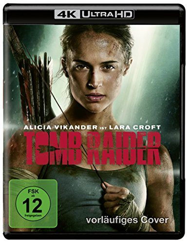 Tomb Raider (2018) - Ultra HD Blu-ray [4k + Blu-ray Disc]