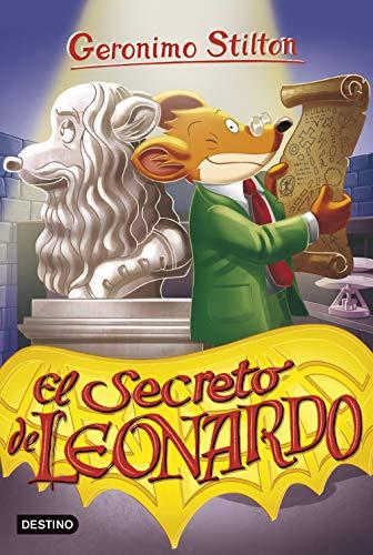 Resultado de imagen de el secreto de leonardo geronimo stilton