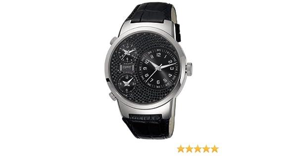 Armbanduhr Polydora Xl Damen El101292f01 Leder Midnight Analog Quarz wZOkuTlPiX