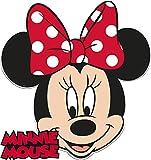 Neu: Riesen Wandschild * Minnie Mouse * als Deko für Kindergeburtstag, Mottoparty oder Kinderzimmer | Größe: 83x83cm | Disney Fan Wandtattoo