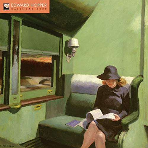 Edward Hopper 2020 Calendar par  (Calendrier - Aug 15, 2019)