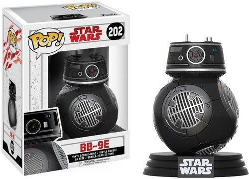 Star Wars SW-EP8 Figura de Vinilo Pop 10: B Character, Episodio 8, Standard Funko 14751