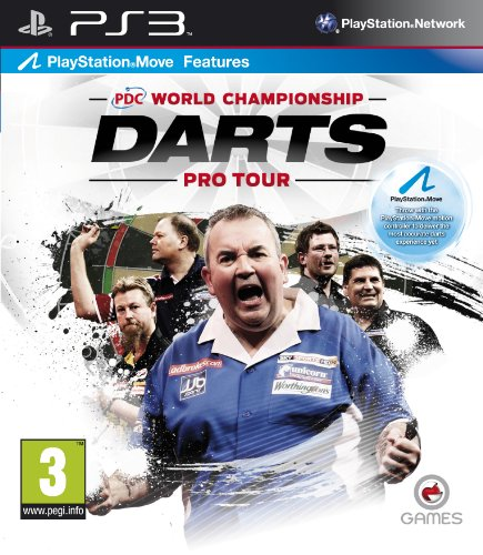 PDC World Championship Darts Pro Tour (Sony PS3) [Import UK]