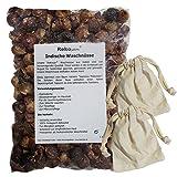 Rekosan® Indische Waschnüsse 1 kg plus 2 Portionsbeutel aus Baumwolle
