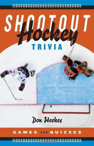 Shootout Hockey Trivia por Don Weekes