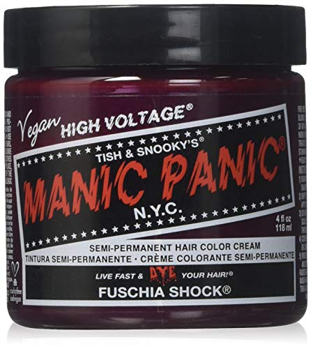 Manic Panic High Voltage Tintura Semipermanente Fuschia Shock - 118 ml
