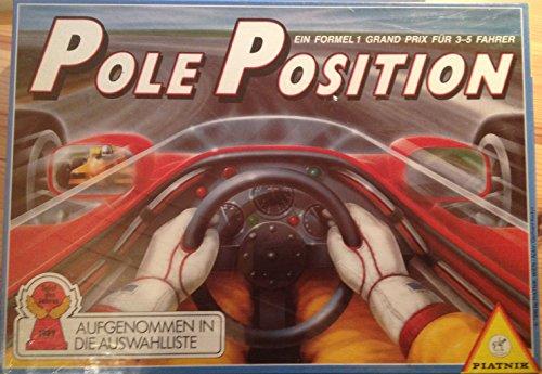 Pole Position-Pianik (Formel E-brettspiel)
