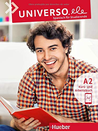 Universo.ele A2: Spanisch für Studierende / Kurs- und Arbeitsbuch mit Audios online