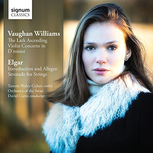 Vaughan-Williams: The Lark Ascending, Violin Concerto; Elgar: Serenade for Strings Op. 20, Introduction & Allegro Op. 47 Test