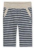 Sanetta Baby-Jungen Hose 113400, Blau (Nautic 50165), 80 (Herstellergröße: 080)