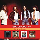 Status Quo: Hello/on the Level/Piledriver/Quo (Audio CD)