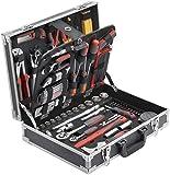 Meister Werkzeugkoffer 129-teilig