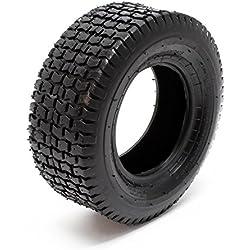 WilTec Pneu pour Tondeuse 13x5.00-6 Tracteur à pelouse Tondeuse autoportée