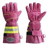 Patron Pink Fire - Gr. 8 - Feuerwehrhandschuhe - Rettungsdiensthandschuhe - MIH - medical