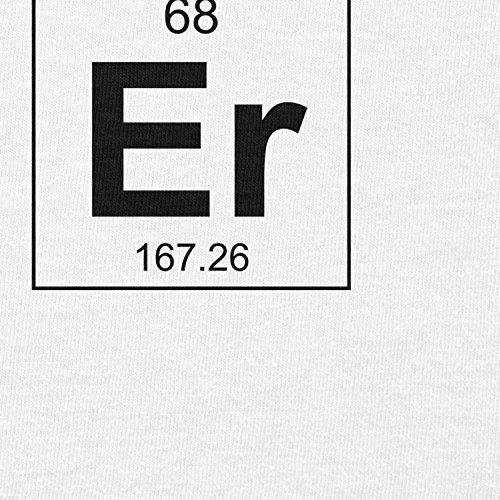 TEXLAB - Beryllium and Erbium = Beer - Herren T-Shirt Weiß