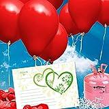 galleryy.net 100 Ballonflugkarten zur Hochzeit | Flugkarten für Hochzeitsballons