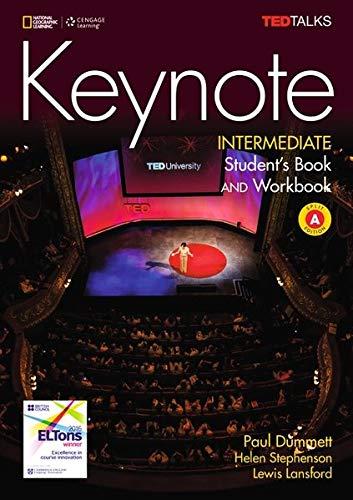 Keynote Intermediate A (+ CD + DVD)