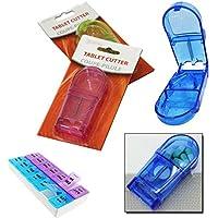 7Tage 14fach Weekly Pille Box und Tablet Pille Cutter Splitter von v-vape preisvergleich bei billige-tabletten.eu
