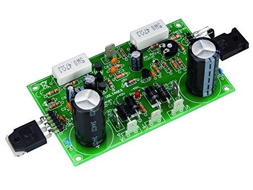 VS-ELECTRONIC - 840382 Velleman Leistungsverstärker, Bausatz, 200W K8060