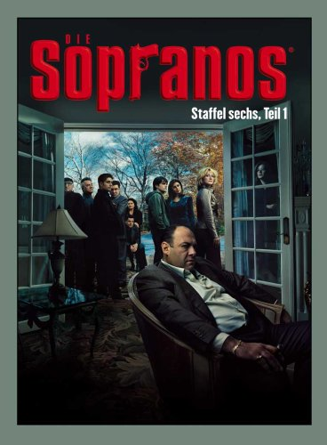 Staffel 6, Teil 1 (4 DVDs)
