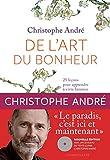 De l'art du bonheur NED +CD - L'Iconoclaste - 08/10/2014