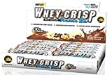 All Stars Whey-Crisp Protein Bar ( 30 x 50g ) Riegel Box Riegel BIG BOX, MIX BOX