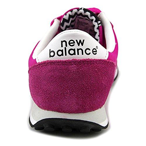 New Balance 487671 50, Baskets Basses Femme Rose (Azalea/956)