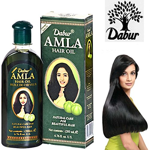 DABUR AMLA HAIR OIL NATURAL CARE FOR HEALTHY, LONG & BEAUTIFUL HAIR 200ML by - öl Amla Haar