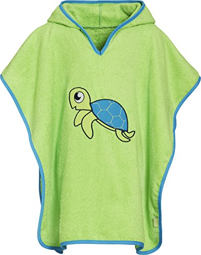 Playshoes Kinder Frottee Kapuzen-Poncho - 18,93 €