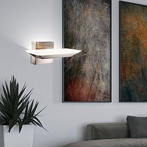 LED Wandleuchte 5W Beleuchtung Strahler Wandstrahler Wandspot Licht Globo 68019W - 2
