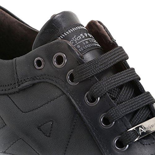 ALESYA SPORT Scarpe&Scarpe - Sneakers avec Personnalisation Latérale Noir