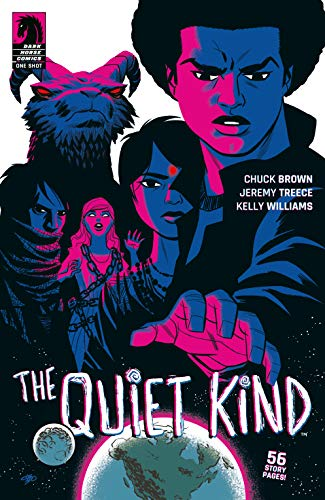 The Quiet Kind (English Edition)