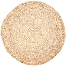 Suchergebnis Auf Amazon De Fur Jute Teppich Rund