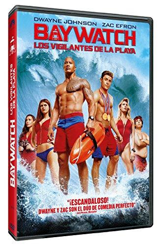 Baywatch: Los Vigilantes De La Playa [DVD]