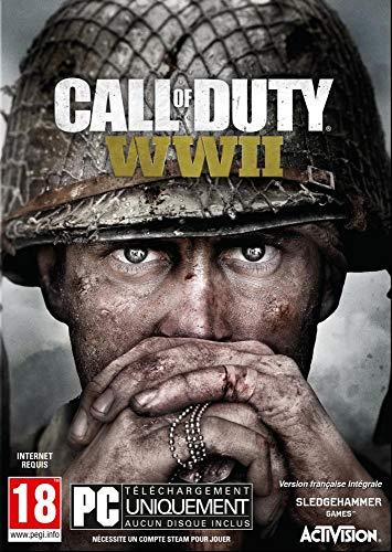 Call of Duty : World War II  [Ne contient pas de DVD]
