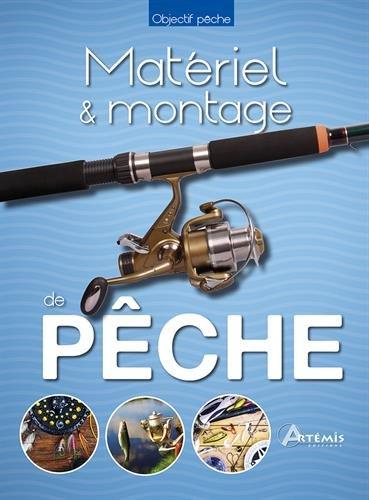 Matériel montages de pêche par Pascal Durantel