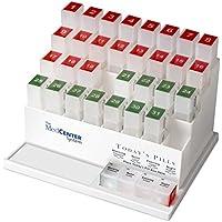 MedCenter 70256 31 Tag Monatlich Pill Organizer preisvergleich bei billige-tabletten.eu